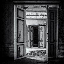 12 - Serge FONCHIIN - De portes à portes