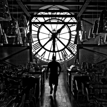 21 - Serge LAPEYRONIE - Espace temps